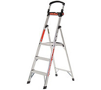 Little Giant Xtra-Lite Plus Lightweight Step Ladder with Handrail - V35735