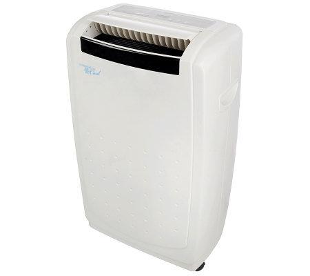 Haier 12000BTU Portable Air Conditioner With 9500 BTU Heater