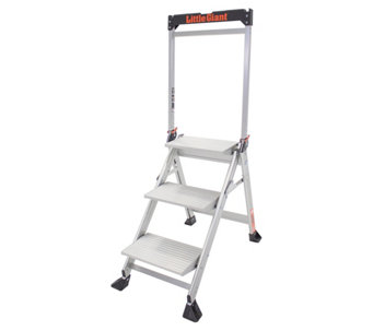 Super Step Stools Step Ladders Qvc Com Evergreenethics Interior Chair Design Evergreenethicsorg
