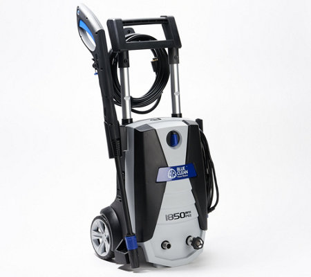 Blue Clean 1850 PSI Pressure Washer with Vario Nozzle