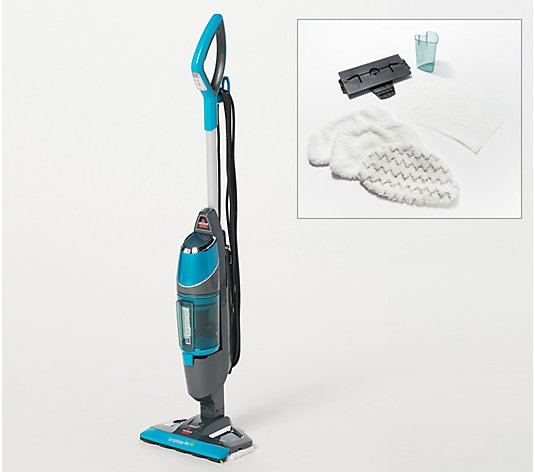 Bissell Symphony 2-in-1 Vacuum & Steam Mop with Accessories