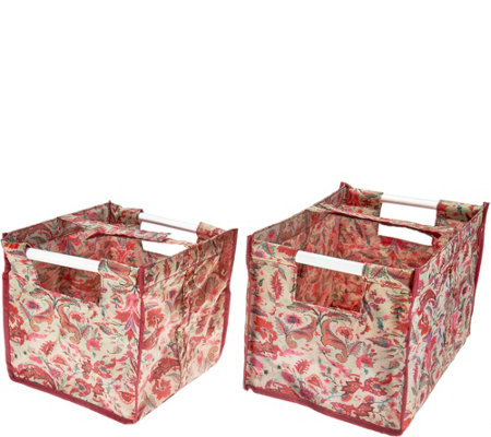 The Camouflage Company Small Foldaway Box and Household Caddy