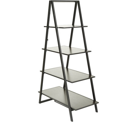 Pop-It 4 Tier A-Frame Folding Decorative Shelf