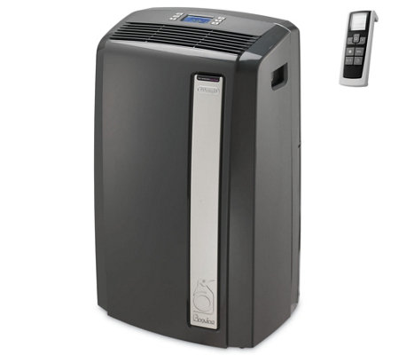 DeLonghi 4-in-1 480 sq. ft. Portable Air Conditioner with Heat