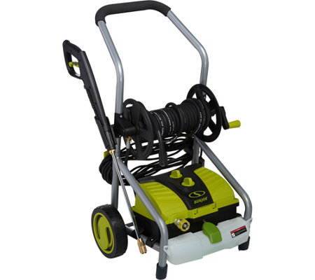 Sun Joe Pressure Select 1450/2030 PSI Pressure Washer w/ 25' Hose