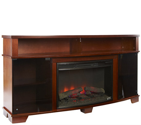 Duraflame Electric Fireplace Logs Duraflame 20 Inch Brass