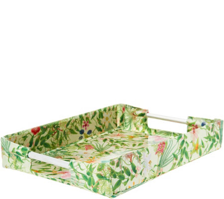 "The Camouflage Company 19"" Large Foldaway Tray with Handles"