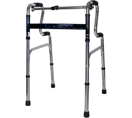 Carex Folding Adjustable Uplift Walker