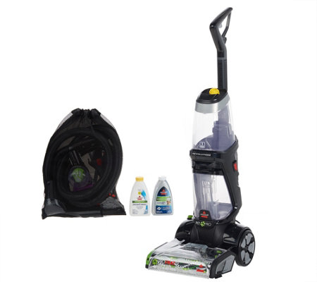 Bissell Proheat 2x Revolution Pro Deluxe Rug Carpet Cleaner Qvc Com