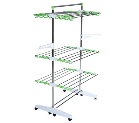 The Green Rack Ultra III Foldable Drying/Storage System
