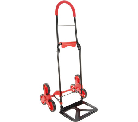 Mighty Max StairGlider Folding Dolly Hand Cart