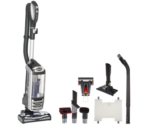 Shark Rotator Powered Lift-Away DLX Vacuum with 8 Attachments