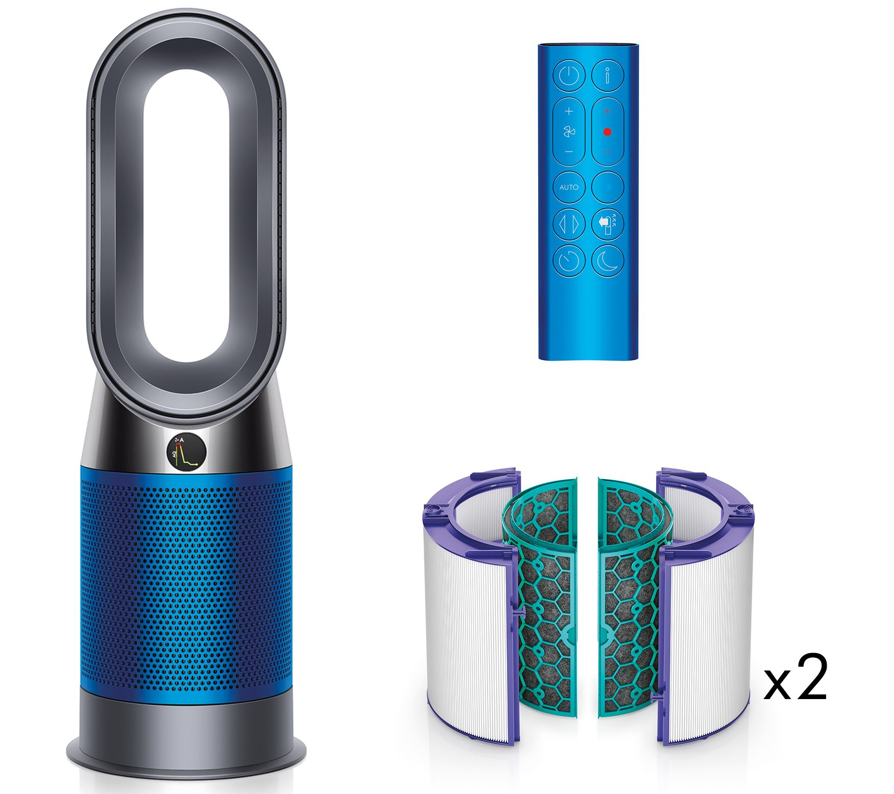 $192 off a Dyson Pure Hot & Cool 3-in-1 HEPA air purifier