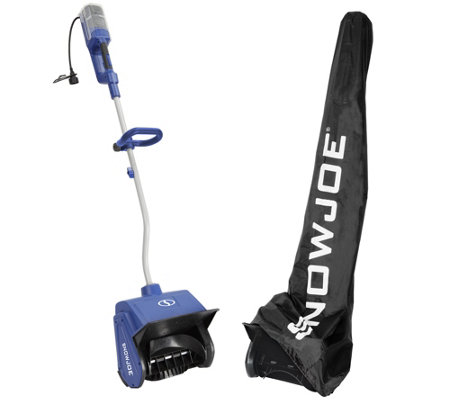 "Snow Joe iON 2-in-1 13"" Cordless & Electric Hybrid Shovel"