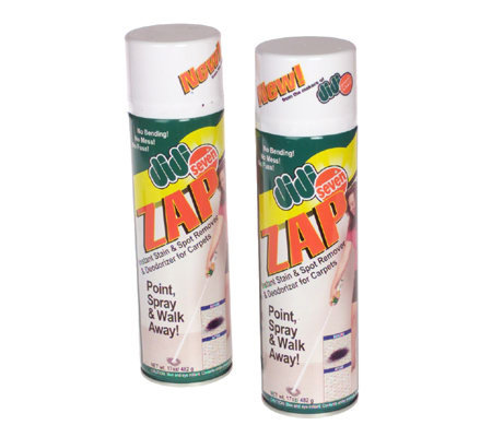 Set Of 2 Didi Seven Zap Instant Stain Removers And