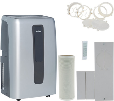 Haier 450-sq ft Room Portable Air Conditioner with Remote