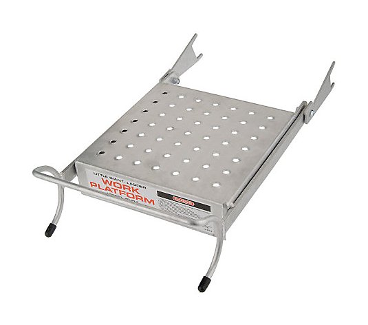 Little Giant Heavy Duty Aluminum Work Platform