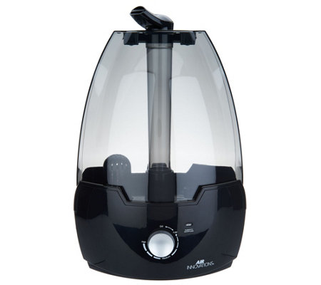 """As Is"" Air Innovations Ultrasonic 1.6 Gallon Humidifier"