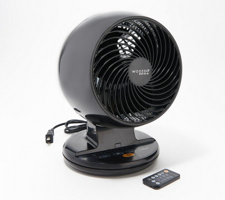 Woozoo Whole Room Oscillating Fan with Remote by Iris USA