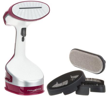 Rowenta Xcel Steam Plus 1600w Handheld Steamer With Accessories