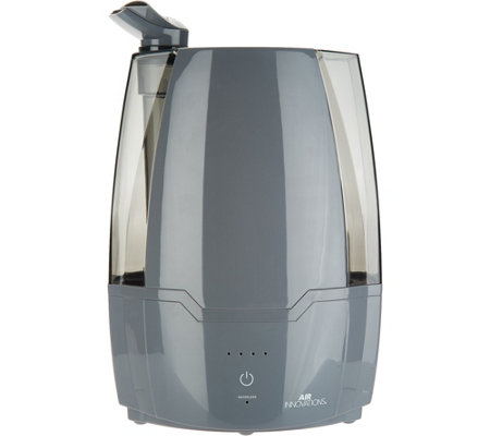 """As Is"" Air Innovations Clean Mist Humidifier with Sensa Touch"