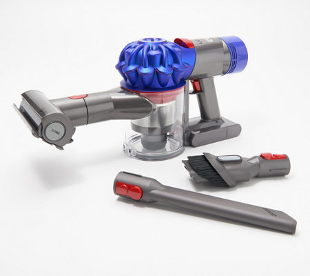 Dyson V7 Trigger Pro Handheld Vacuum Assorted Tools & HEPA Filter