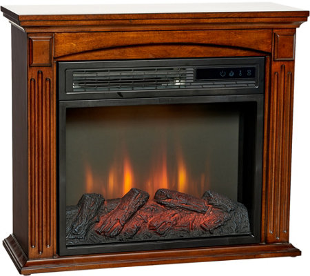 Duraflame Extra Bright Infrared Quartz Mantel Heater