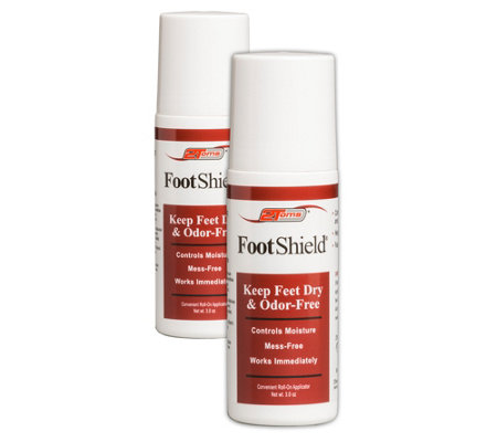 Medi Dyne 2toms Footshield Set Of 2