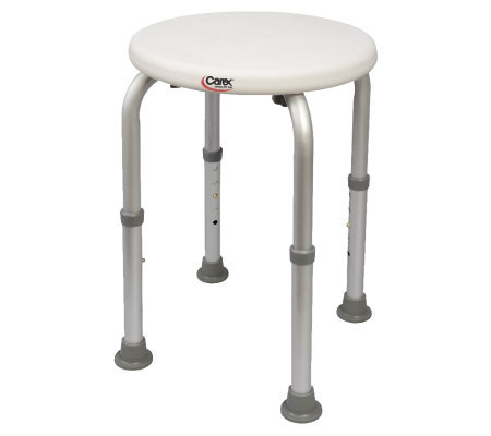 Carex Compact Shower Stool