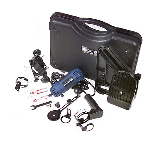 Strategy 4.0Amp 5pc Spin Saw Tool Kit with Accessories and Case