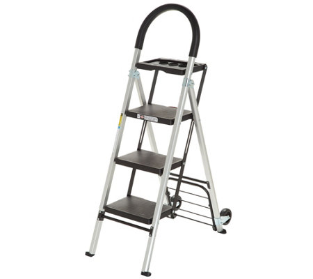 Conair TravelSmart Step Ladder And Hand Truck