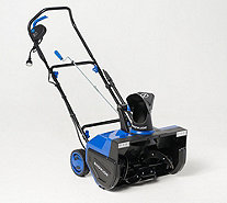 "Snow Joe 22"" Electric Snow Blower w/ 15-Amps & Dual LED Lights - V36284"