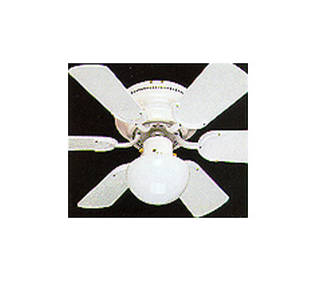 Encon industries petite 30 6 blade ceiling fan white or oak qvc encon industries petite 30 6 blade ceiling fan white or oak aloadofball Choice Image
