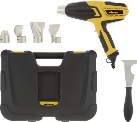 Wagner Furno LED Digital Heat Gun With Case