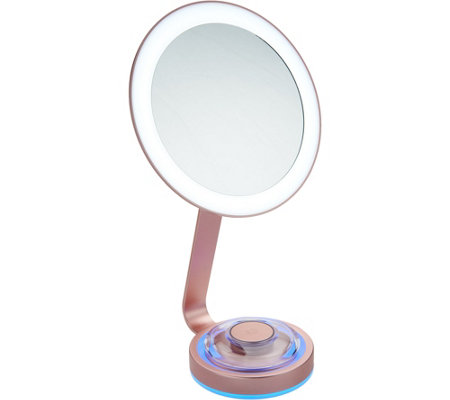 Conair LED Mood Light Magnification Mirror