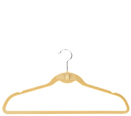 ClutterFree Set of 100 Space Saving Cascading Hangers