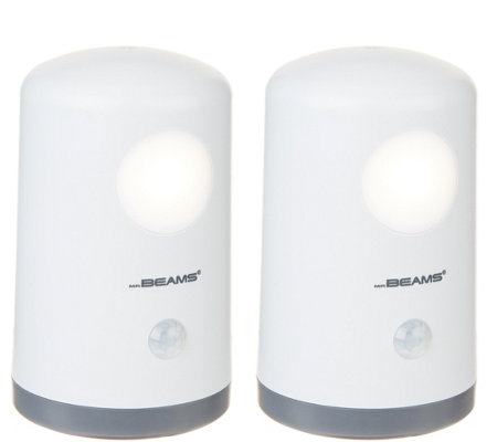 Mr Beams S/2 Stand Anywhere Motion Activated LED Lights