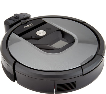 טוב מאוד iRobot Roomba 960 WiFi Connected Robotic Vacuum & Accessory Kit EF-21