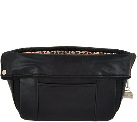 """As Is"" Pursfection Portable Purse Organizer w/ 12 Pockets"