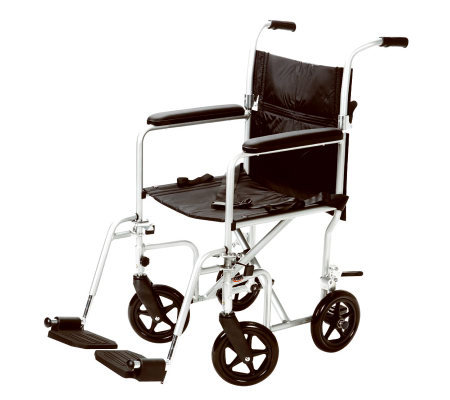 Carex Folding Transport Chair