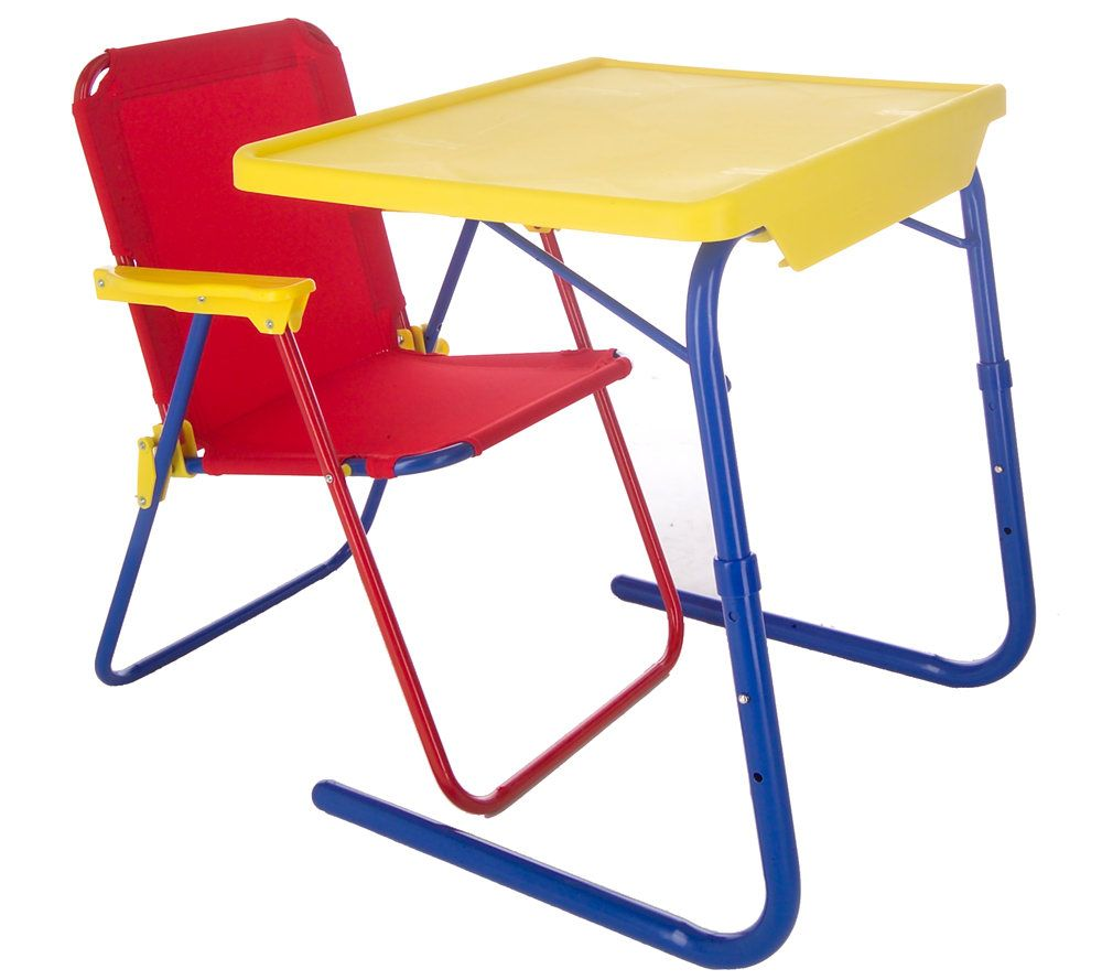 Table Mate Childrenu0027s Activity Table And Chair With Carrying Case