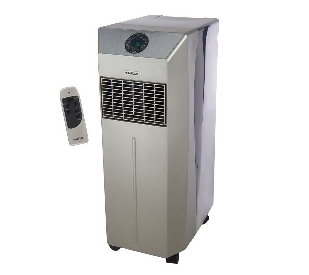 amcor 14 000 btu portable air conditioner w remotecontrol page 1 rh qvc com amcor air conditioner manual 13000 e amcor air conditioner manual sf8000e