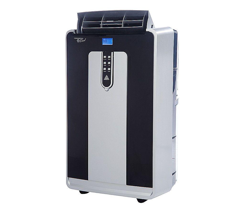 haier 11 000 btu commercial cool portable air conditioner page 1 rh qvc com commercial cool air conditioner manual cpr commercial cool air conditioner manual cpn12xh9
