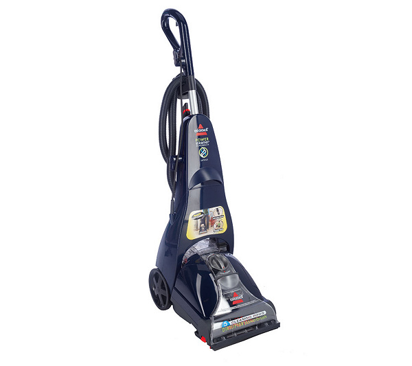 Bissell Powersteamer Powerbrush Select Deep Cleaner Page 1 Qvc