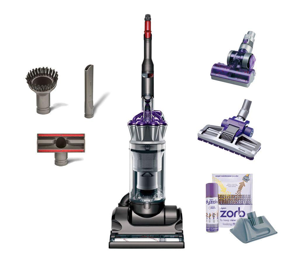 dyson dc17 animal upright with carpet cleaning kit hard floor tool rh qvc com Dyson Slim DC18 Manual Dyson DC17 Manual